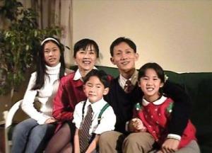 2001年全家福